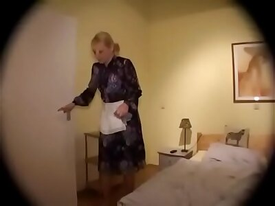Housemaid Mortified and Fucked - Pervertium Porn