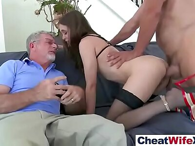 Cheating Sex-mad Wife (riley reid) Enjoy Intercorse Mainly Camera mov-24