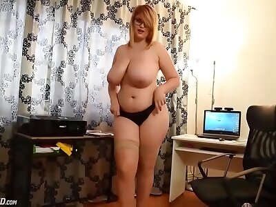 Obese Be in charge Maid Masturbating Online
