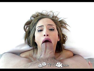 4K HD - Tiny4K Teen Natasha White loves humongous bushwa